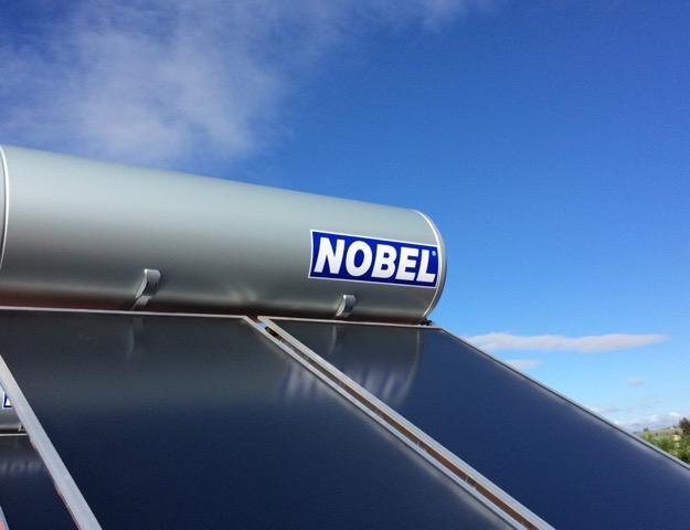 NOBEL solar geyser